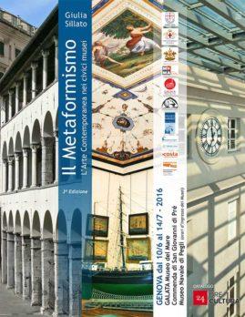 Carla Rigato a Genova per il Metaformismo